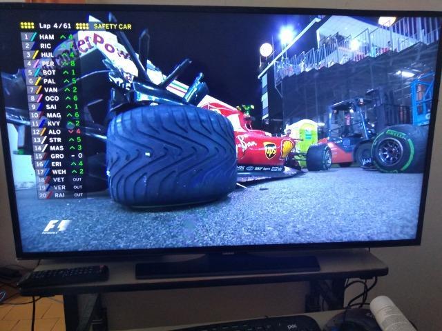 "TV Led 40"" Samsung Série 5 Full HD UN40H hdmi usb"