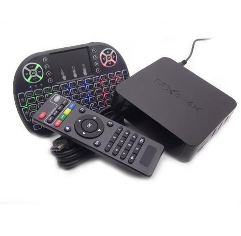 Tv box 4k Pro 7.1 mini teclado* Entregamos, Dividimos