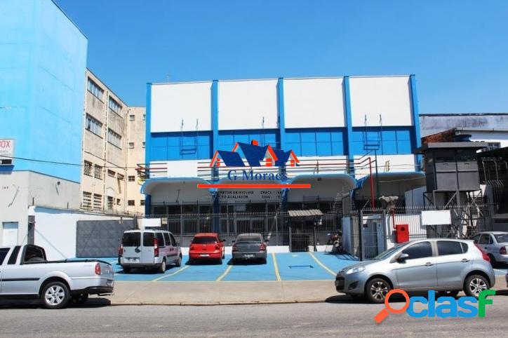 ALUGA-SE ESCRITÓRIO/GALPÃO MONOUSUÁRIO 4.683 m²