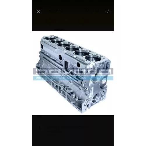 Bloco Do Motor 447 E 6 Cabeçotes S