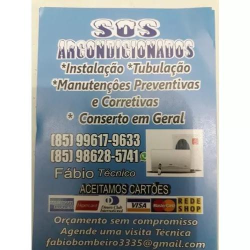 Instalação E Manutenção De Ar Condicionado S. O.s