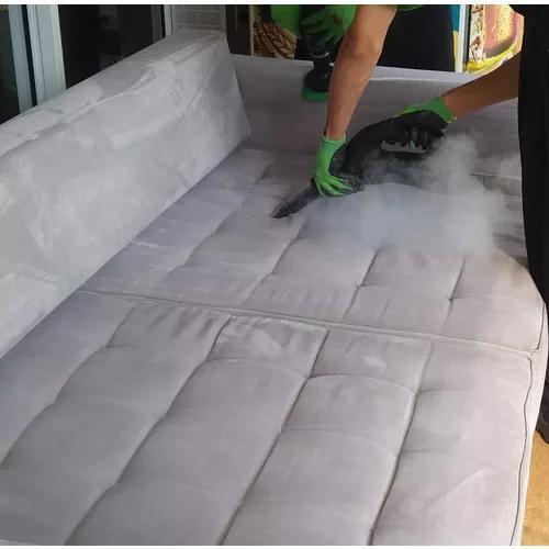 Limpeza De Estofados A Vapor - Sofá, Poltronas, Colchões