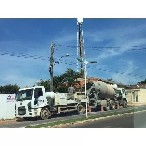 Locaçao De Caminhão Betoneira E Bomba De Concreto