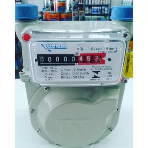 Medidores De Gás - Instalação