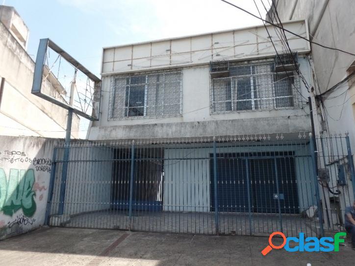 Prédio com loja para alugar Rua Carvalho de Souza em