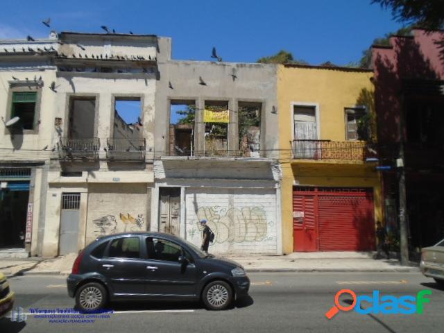 Terreno a venda Rua Frei Caneca, Centro - Rio de Janeiro