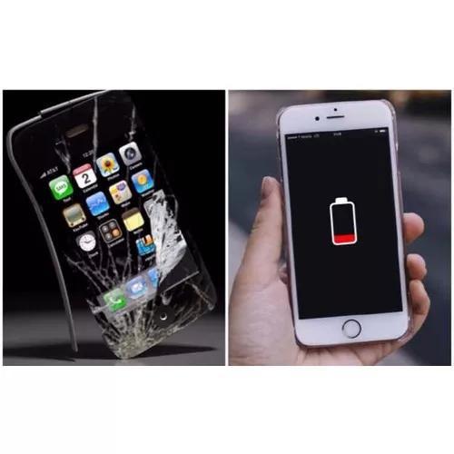 Troca De Bateria E Tela De Iphone E Smartphones A Domicilio
