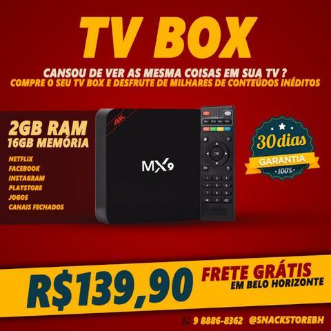 Tv box 4k ultra HD mxq pro 4k [PRO] / Smart TV Box 4k 2GB de