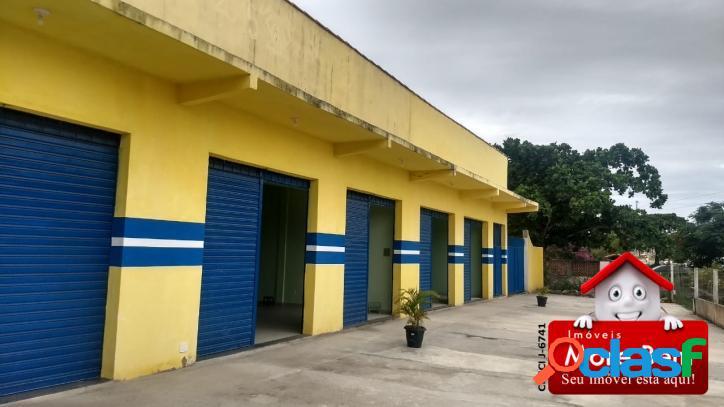 3 Excelente lojas para locação em São Pedro da Aldeia/RJ.