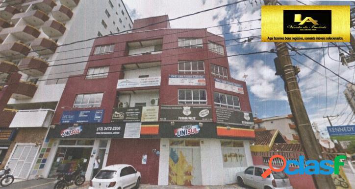Aluguel de Salas Comerciais no Bairro da Tupi na Avenida