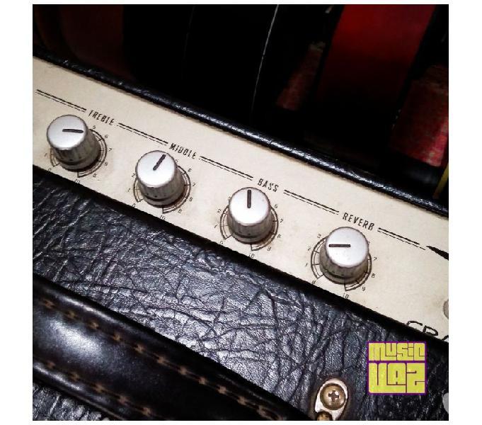 Amplificador Combo Guitarra Crate V18 212 2x12 18W Valvulado