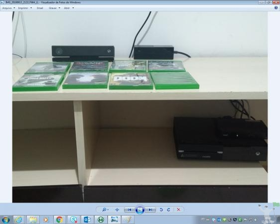 CONSOLE XBOX ONE C/ KINECT 500 GB