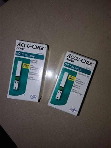 Fita de glicose venda rápida apenas 1 caixa disponível