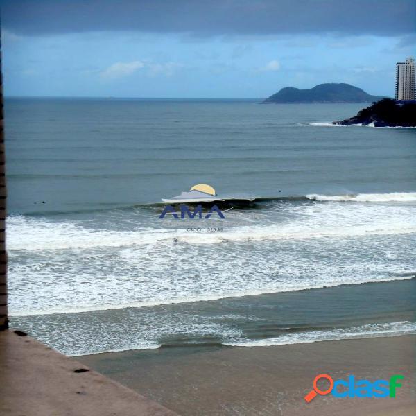 Frente ao Mar Pitangueiras, apartamento de 1 dormitório