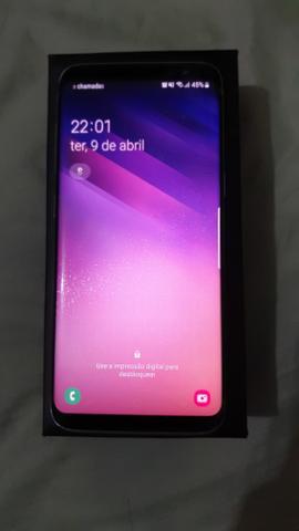 Galaxy S8 64g ametista em ótimo estado