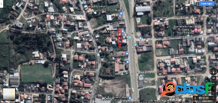 LOCAÇÃO FIXA DE UM ÓTIMO TERRENO LINEAR 975 M² - SÃO