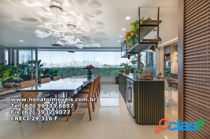 Lançamento Reserva Parque Areião 244m²! 4 suites