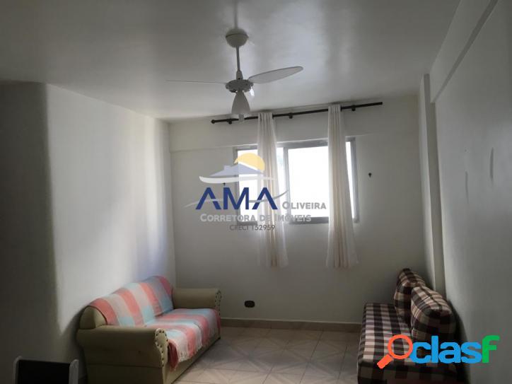 Locação anual 1 dormitório Pitangueiras, 1 vaga