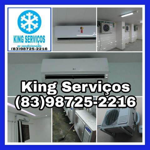 Reparos e serviços para ar condicionado