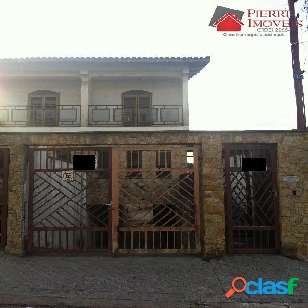 Sobrado Parque São Domingos novo 3 dormitórios (1 suíte)