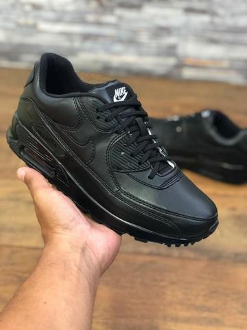 Tênis Nike Air Max 90 Preto - Loja LCS