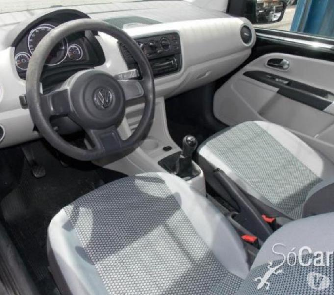 VW UP MOVE 12V 1.0 FLEX 2015 4 PORTAS COMPLETO AIRBAG E ABS