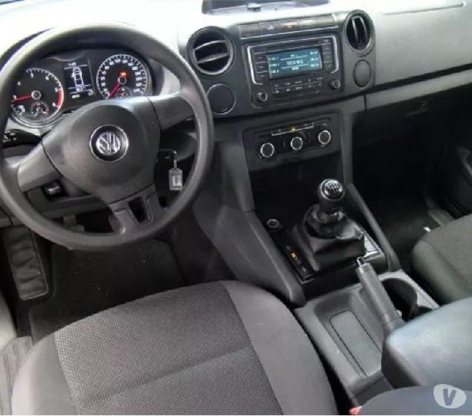 Volkswagen Amarok Amarok 2.0 TDi CD 4x4 Trendline