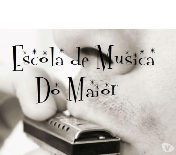 Aulas de Música - Escola de Música Dó Maior Curitiba