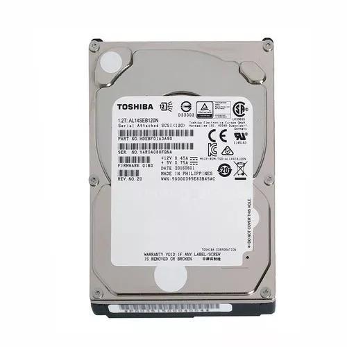Hd Toshiba 1.2tb 2.5 Sas 10k 12gb Al14seb120n - 24h