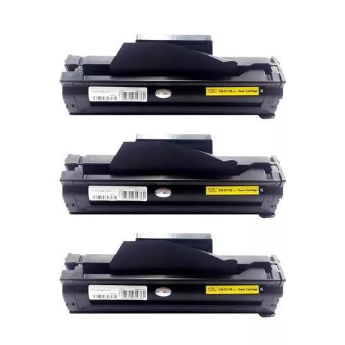 Kit 03 Toner Samsung Mlt-d111s D111 M2020 M2020fw