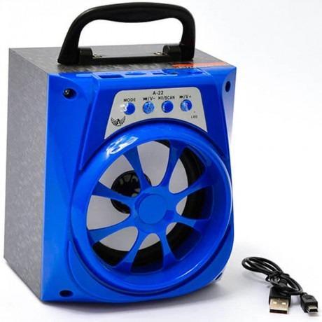Caixa De Som Bluetooth Portátil Rádio Fm Usb Micro Sd 8w