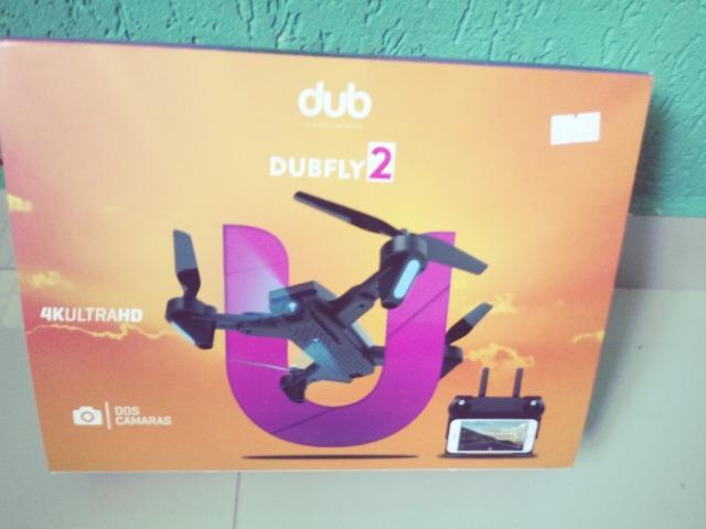 Drone Dub 2 com câmera 4k