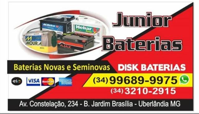 Baterias Novas a Partir de R$ A vista