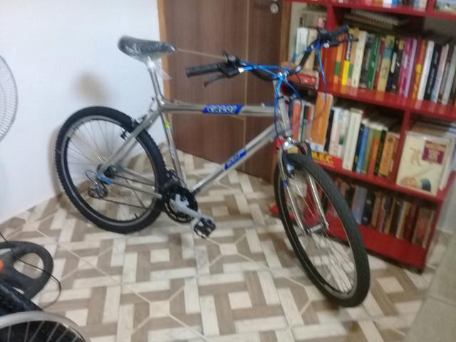 Bicicleta caloi nova de aluminio