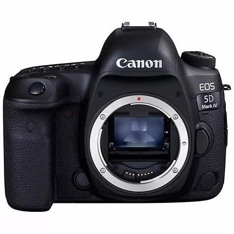 Camera Canon Eos 5d Mark Iv Body+ Lente Canon 24 70mm + 35mm