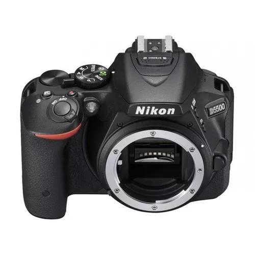 Camera Nikon Dslr D5500 (corpo) 16gb + Bolsa Nfe