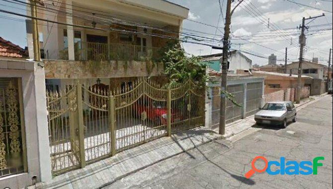 Casa - Vila Matilde - São Paulo/sp LEILÃO