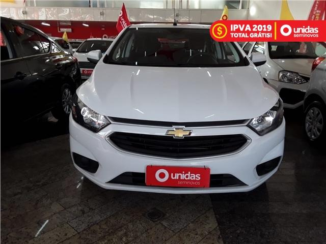 Chevrolet Onix 1.0 mpfi lt 8v flex 4p manual -