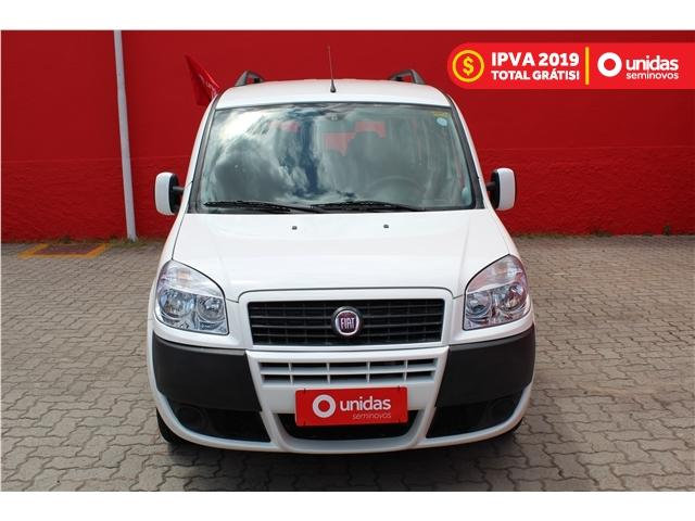 Fiat Doblo 1.8 mpi essence 16v flex 4p manual -