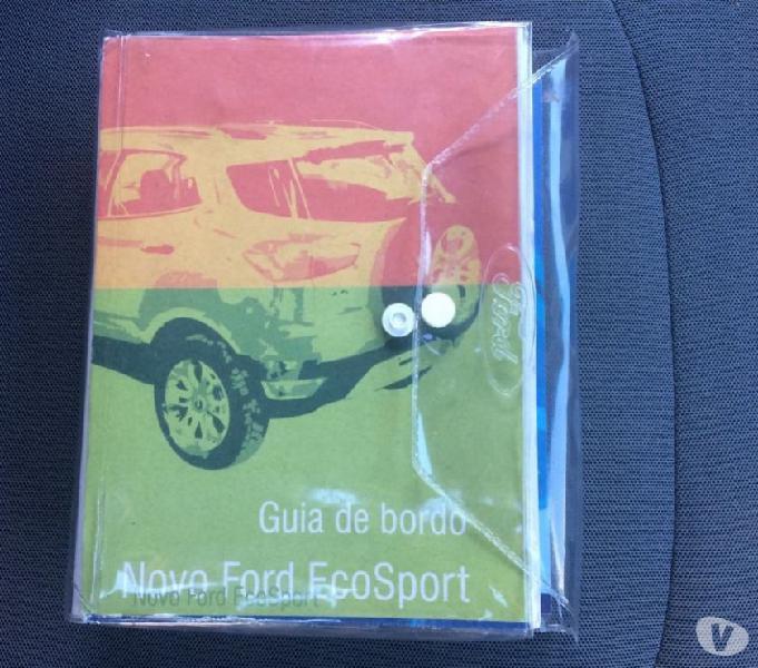 Ford Ecosport Fleestyle Único Dono Placa A