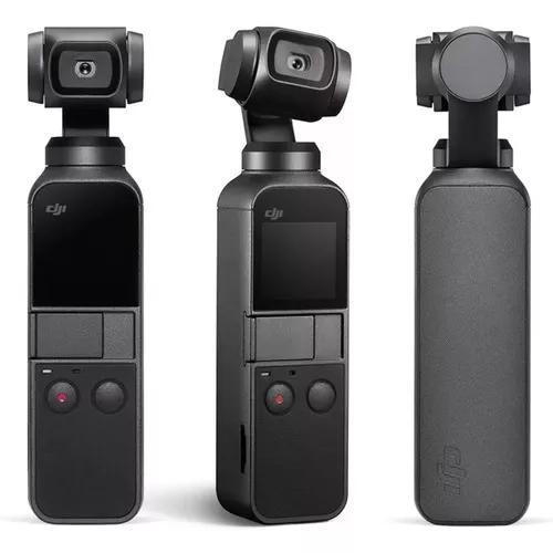 Gimbal Dji Osmo Pocket 4k C Nota Fiscal Novo Pronta Entrega
