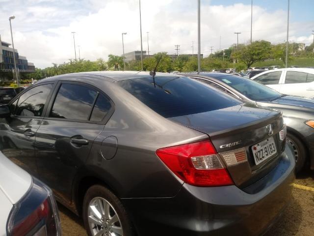 Honda Civic lxl 1.8 automatico  unico dono -