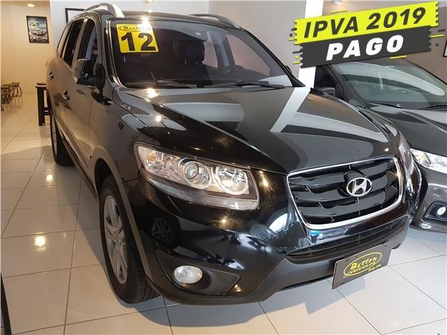 Hyundai Santa fe 3.5 mpfi gls v6 24v 285cv gasolina 4p