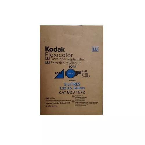 Kit 5l De Químicos Kodak Para Revelação De Filmes