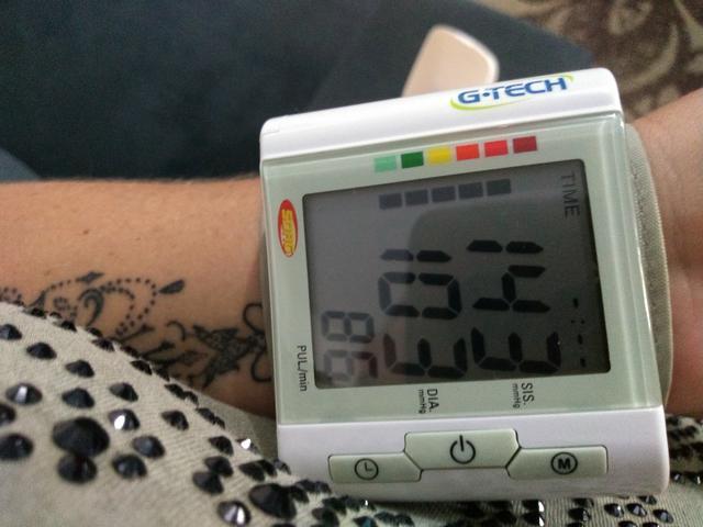 Medidor de pressão G_TECH