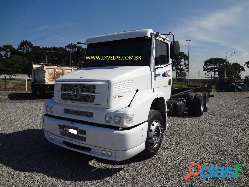 Mercedes Benz MB 1620 2008 Chassis 8,30m
