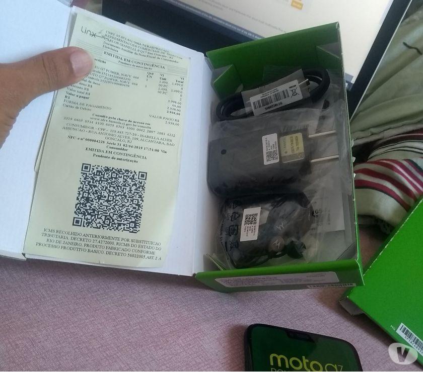 Moto G7 Power 64gb 4 de ram
