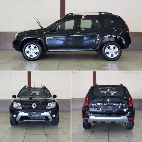 Renault Duster Dynamique 2.0 At  - preta -