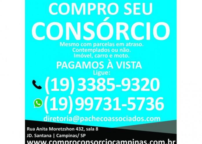 COMPRO CONSÓRCIO CAMPINAS