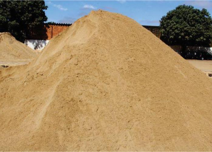 Fornecedor de areia lavada – 5 e 7 Metros -